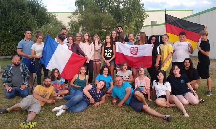 Séjour Européen #4 friends
